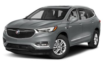 2018 Buick Enclave - Satin Steel Metallic