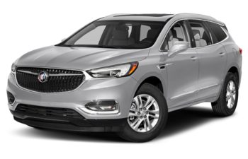 2018 Buick Enclave - Quicksilver Metallic