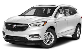 2019 Buick Enclave - Summit White