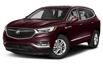 2018 Buick Enclave - Black Cherry Metallic