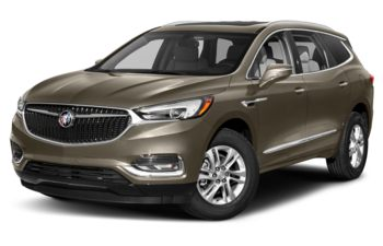 2018 Buick Enclave - Pepperdust Metallic