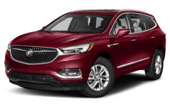 2018 Buick Enclave - Red Quartz Tintcoat