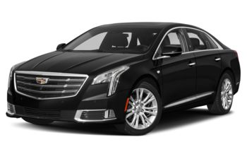 2018 Cadillac XTS - Black Raven