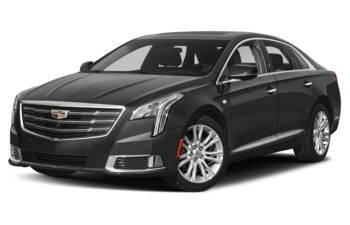 2018 Cadillac XTS - Phantom Grey Metallic