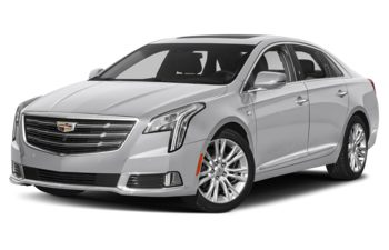 2018 Cadillac XTS - Radiant Silver Metallic