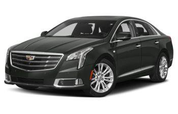 2019 Cadillac XTS - Stone Grey Metallic