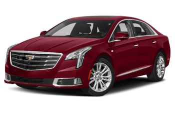 2019 Cadillac XTS - Red Horizon Tintcoat