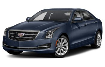 2018 Cadillac ATS - Dark Adriatic Blue Metallic