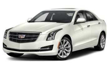 2018 Cadillac ATS 2.0L Turbo Base (4-Dr Sedan) at NewRoads ...
