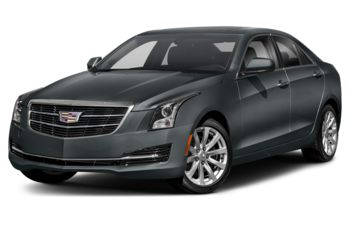 2018 Cadillac ATS - Phantom Grey Metallic