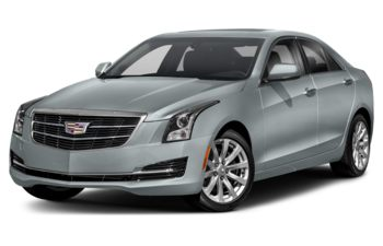 2018 Cadillac ATS - Satin Steel Metallic