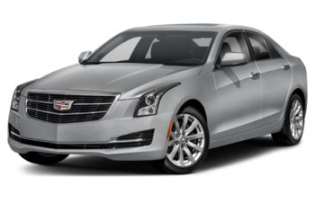 2018 Cadillac ATS - Silver Moonlight Metallic