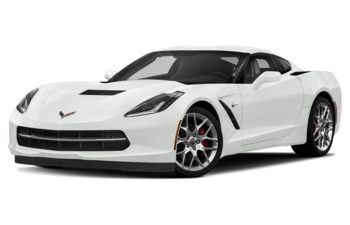 2019 Chevrolet Corvette - Arctic White