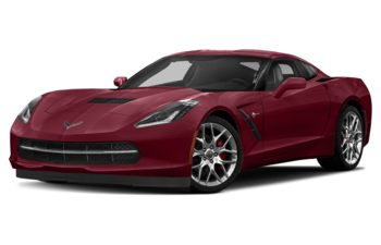 2019 Chevrolet Corvette - Long Beach Red Metallic Tintcoat