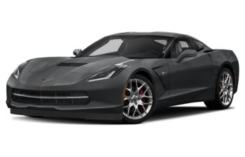 2019 Chevrolet Corvette - Watkins Glen Grey Metallic
