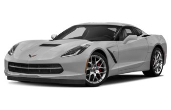 2019 Chevrolet Corvette - Ceramic Matrix Grey Metallic