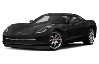 2018 Chevrolet Corvette - Black