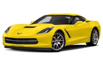 2018 Chevrolet Corvette - Corvette Racing Yellow Tintcoat