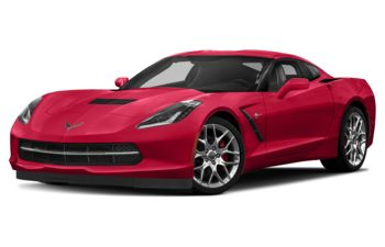 2019 Chevrolet Corvette - Torch Red