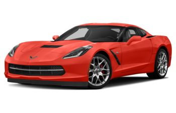 2019 Chevrolet Corvette - Sebring Orange Tintcoat