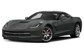 2019 Chevrolet Corvette - Shadow Grey Metallic