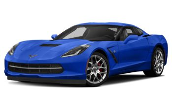 2019 Chevrolet Corvette - Elkhart Lake Blue Metallic