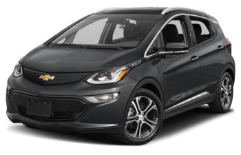 2017 Chevrolet Bolt EV - Nightfall Grey Metallic