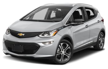 2017 Chevrolet Bolt EV - Arctic Blue Metallic