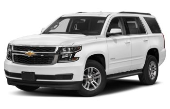 2020 Chevrolet Tahoe - Summit White