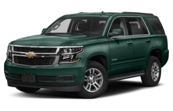 2019 Chevrolet Tahoe - Woodland Green