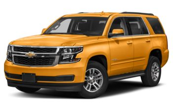 2019 Chevrolet Tahoe - Wheatland Yellow