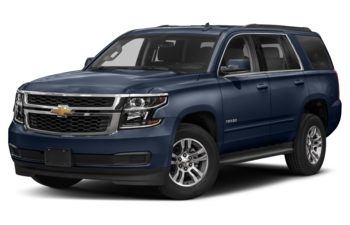 2020 Chevrolet Tahoe - Blue Velvet Metallic