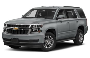 2019 Chevrolet Tahoe - Satin Steel Metallic