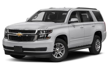 2019 Chevrolet Tahoe - Silver Ice Metallic