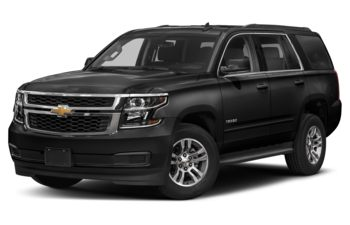 2019 Chevrolet Tahoe - Black