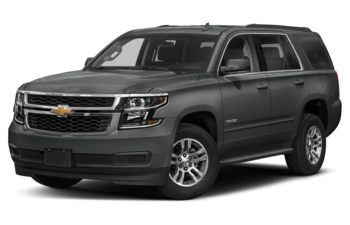 2019 Chevrolet Tahoe - Shadow Grey Metallic