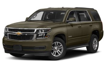 2019 Chevrolet Tahoe - Deepwood Green Metallic