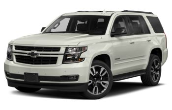 2020 Chevrolet Tahoe - Iridescent Pearl Tricoat