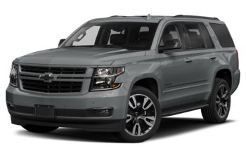 2020 Chevrolet Tahoe - Satin Steel Metallic