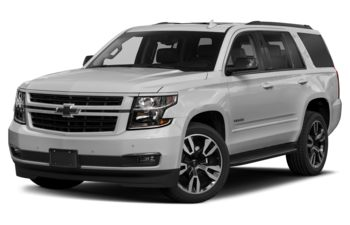 2020 Chevrolet Tahoe - Silver Ice Metallic
