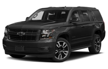 2020 Chevrolet Tahoe - Black