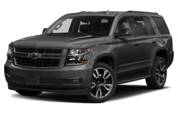 2020 Chevrolet Tahoe - Shadow Grey Metallic