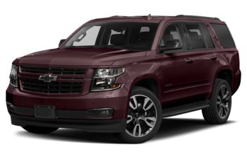 2020 Chevrolet Tahoe - Black Cherry Metallic