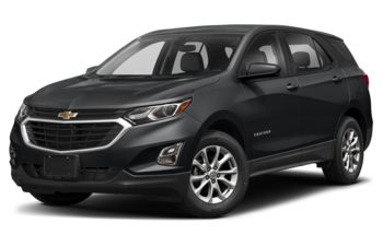2018 Chevrolet Equinox - Nightfall Grey Metallic