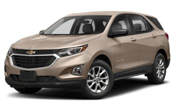 2018 Chevrolet Equinox - Sandy Ridge Metallic
