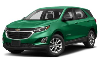 2018 Chevrolet Equinox - Ivy Metallic