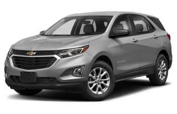 2018 Chevrolet Equinox - Silver Ice Metallic