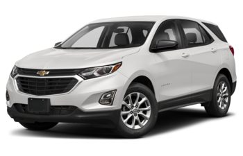 2018 Chevrolet Equinox - Summit White