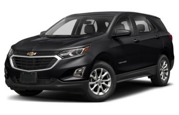 2018 Chevrolet Equinox - Mosaic Black Metallic