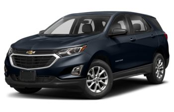 2019 Chevrolet Equinox - Storm Blue Metallic
